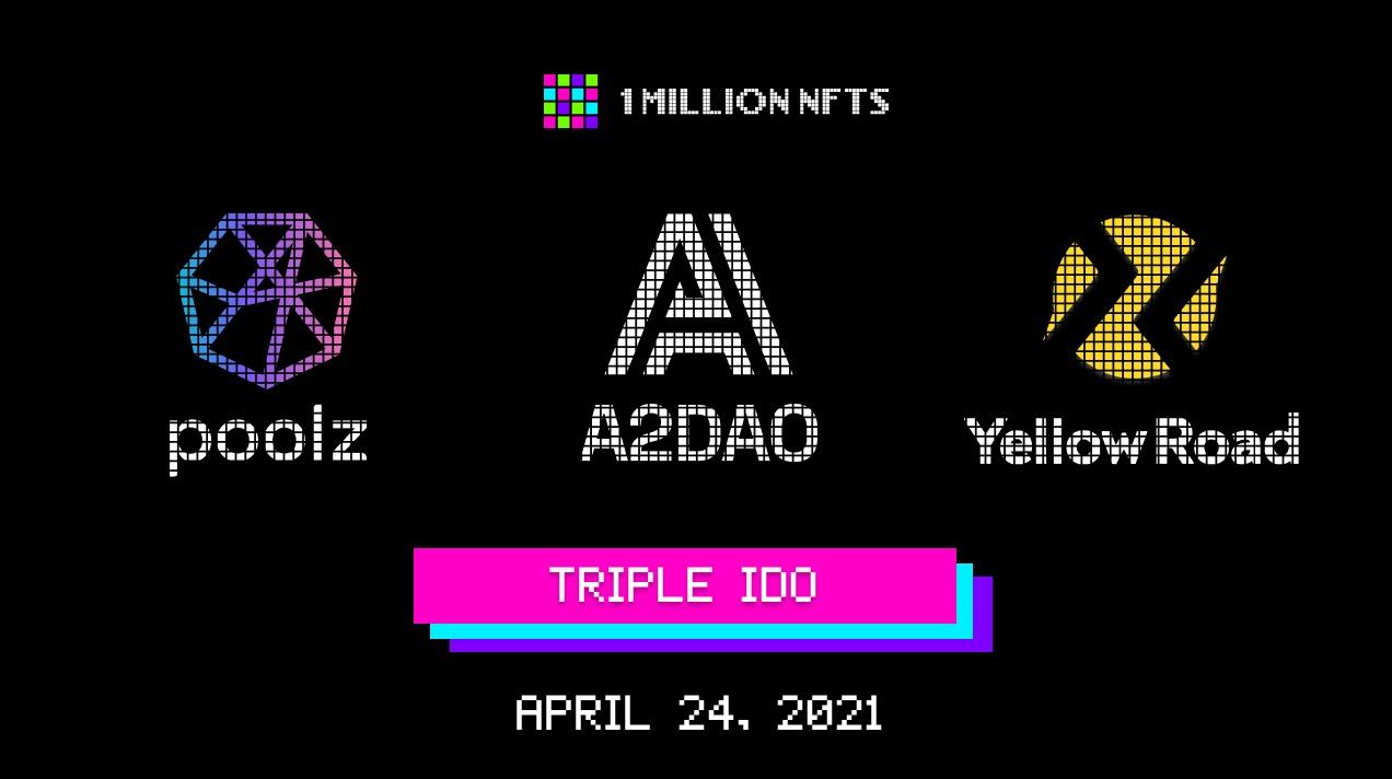 1 million nft triple ido