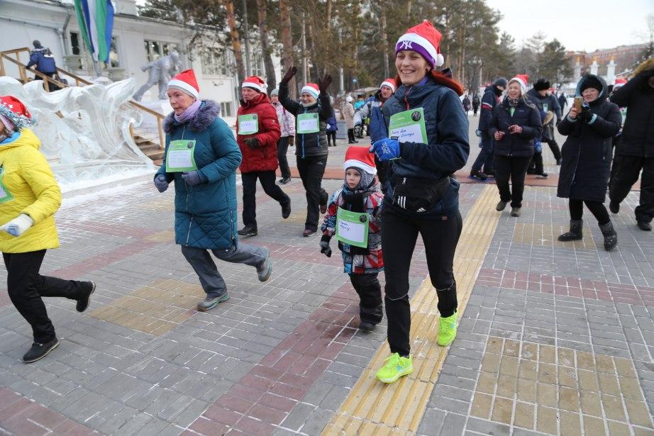 «Забег обещаний» пройдёт на набережной Хабаровска 1 января