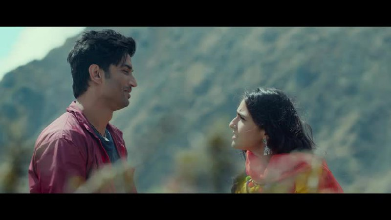 Movie Screenshot of Kedarnath