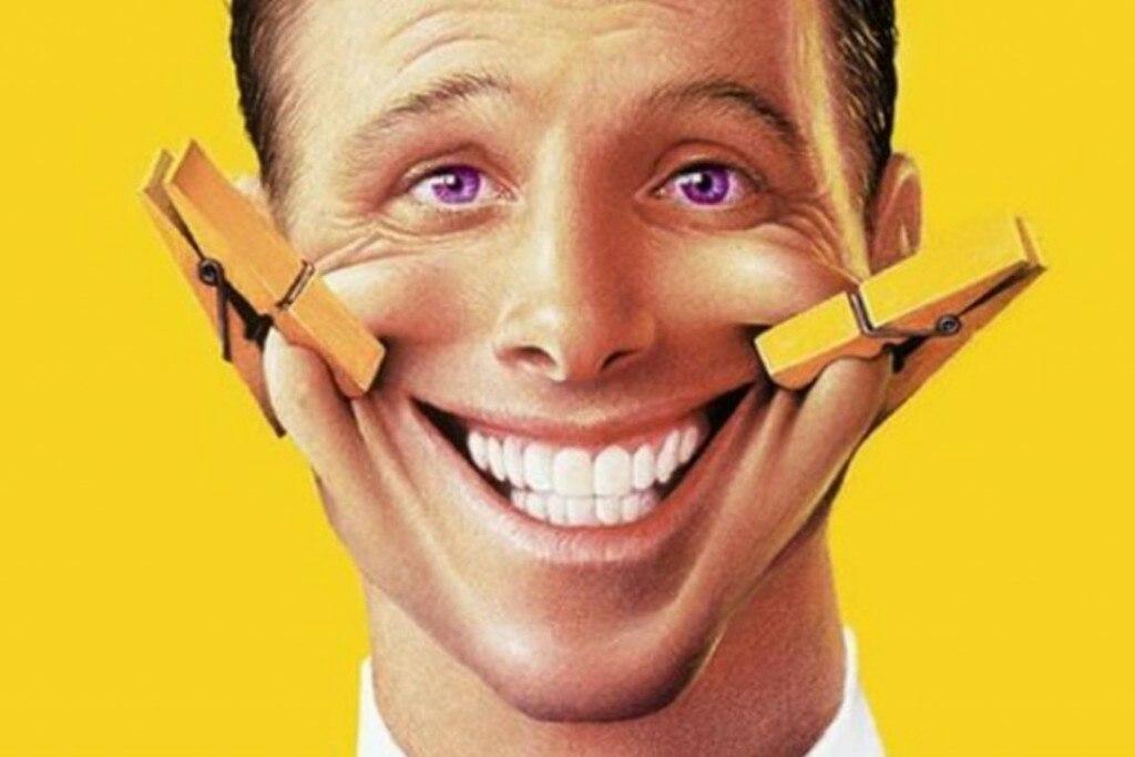 Смешные картинки с улыбками до ушей