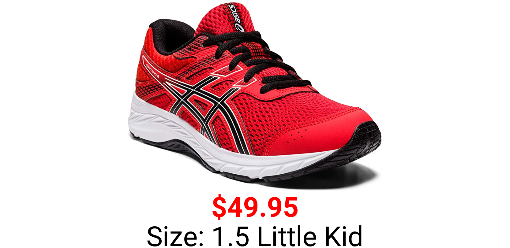ASICS Kid's Contend 6 GS Running Shoes