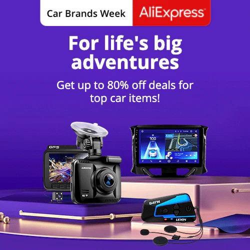 Car Brands Week  Get up to 80% off deals for top car items!