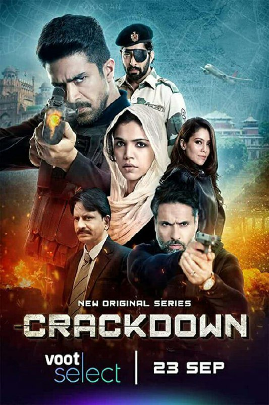 Free Download Crackdown Full Movie