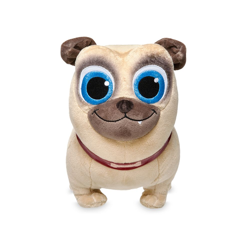 Rolly Plush – Puppy Dog Pals – Small – 12''