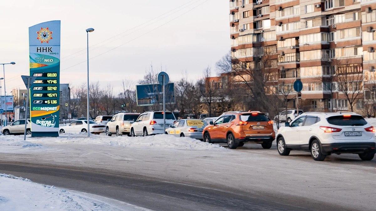 В России готовят реформу регулирования цен на бензин