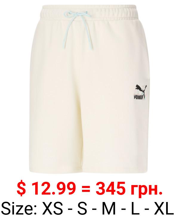 Floral Women's Sweat Shorts