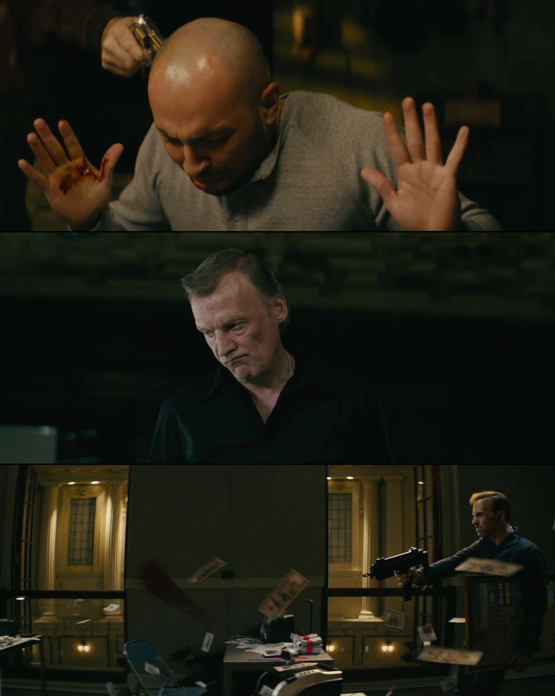 Screenshot of Nobody Movie