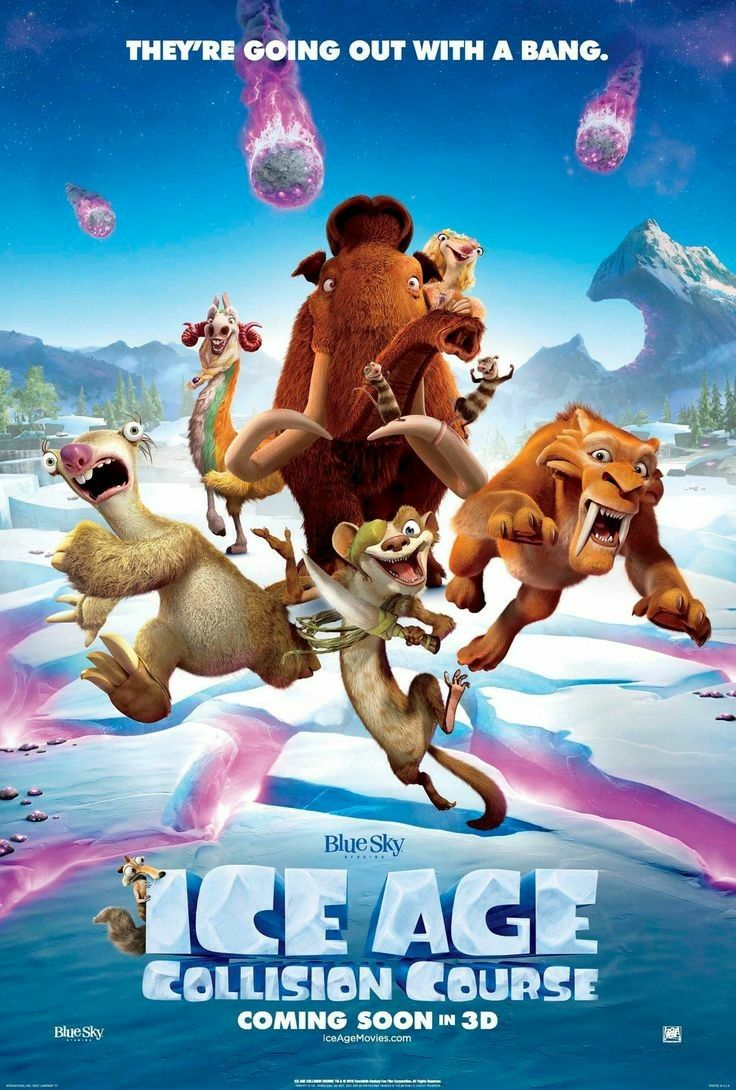 Free Download Ice Age: Collision Course Full Movie
