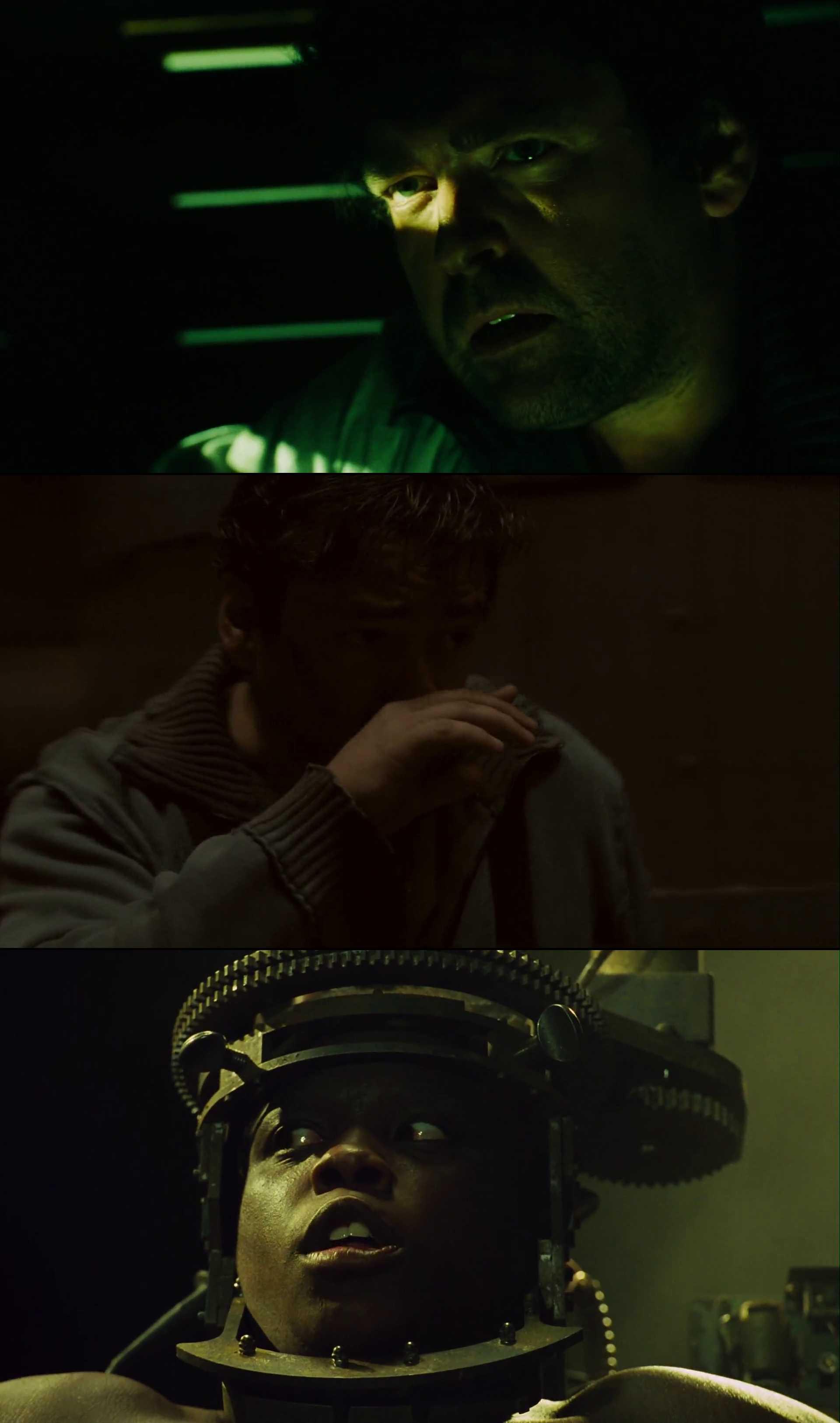 Screenshot of Saw III Movie