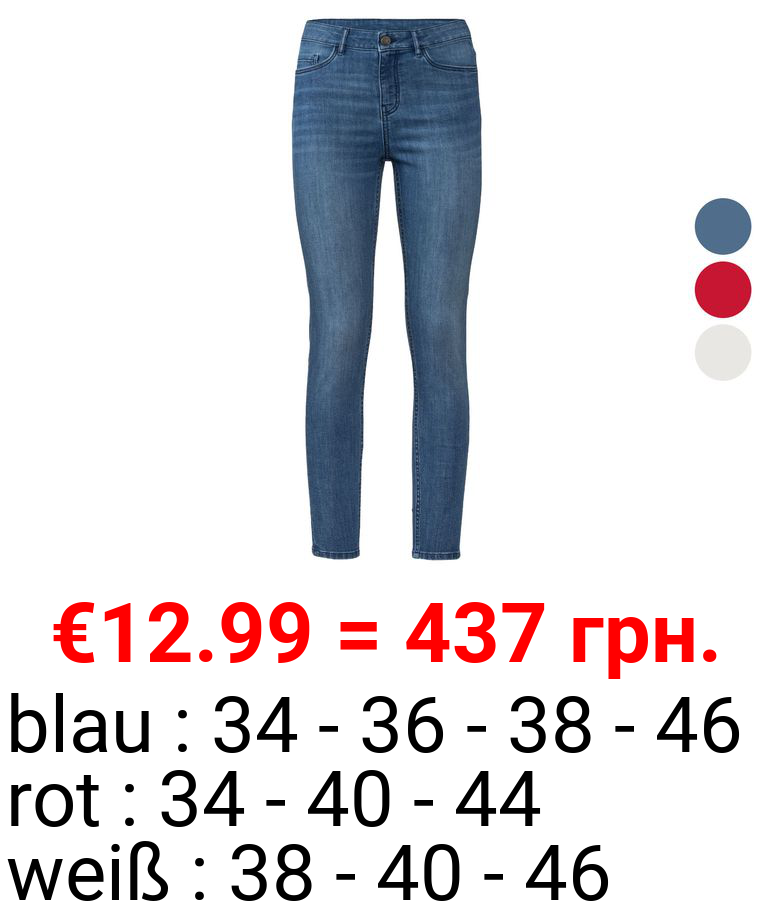 ESMARA® Jeans Damen, Super Skinny