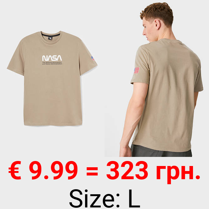 T-Shirt - Bio-Baumwolle - NASA