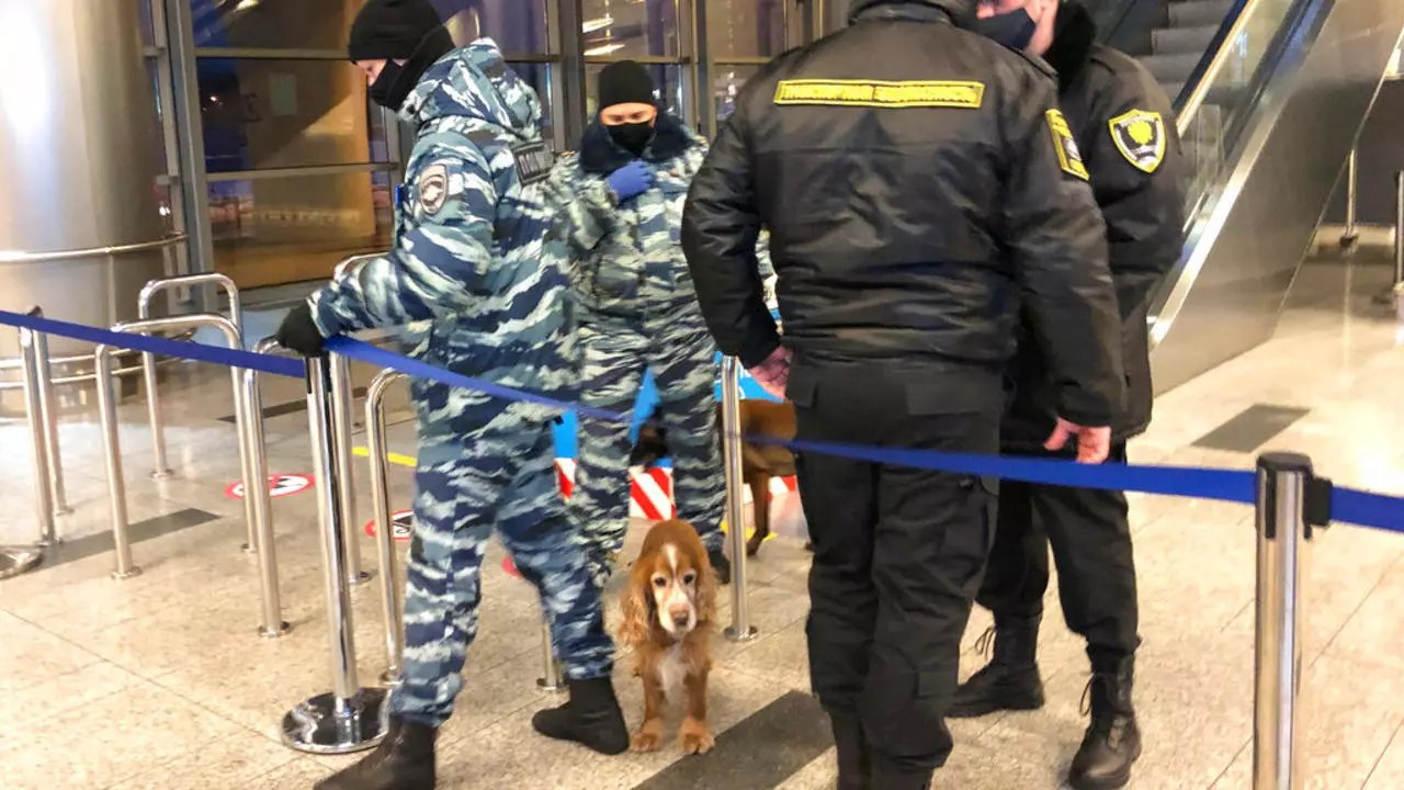 Пассажира с наркотиками задержали в аэропорту