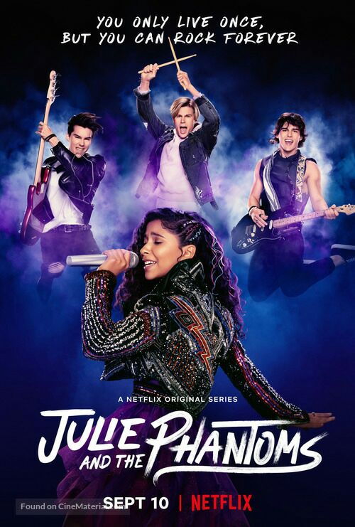 Free Download Julie and the Phantoms Full Movie