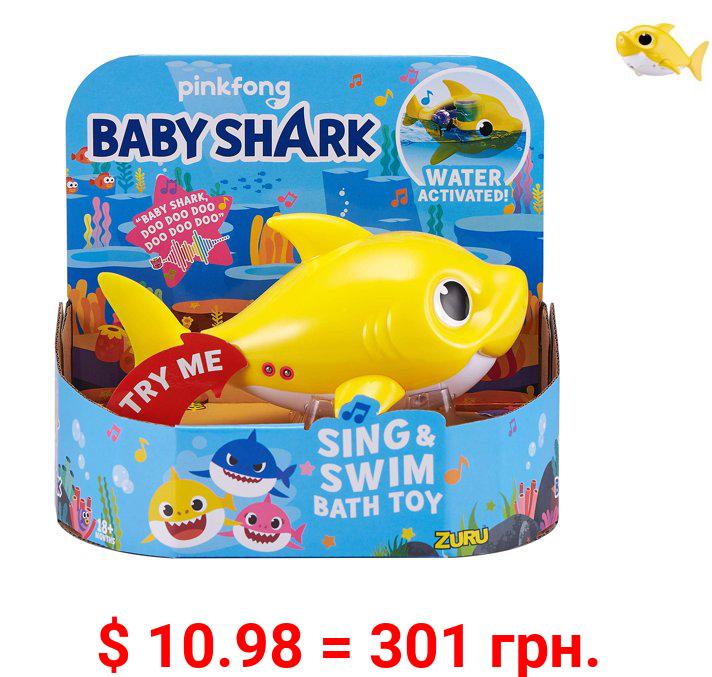 ZURU Robo Alive Junior Baby Shark Baby