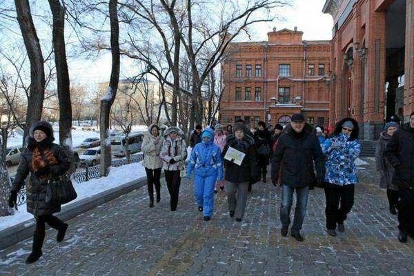 Хабаровчан приглашают на акцию «Шаги здоровья»