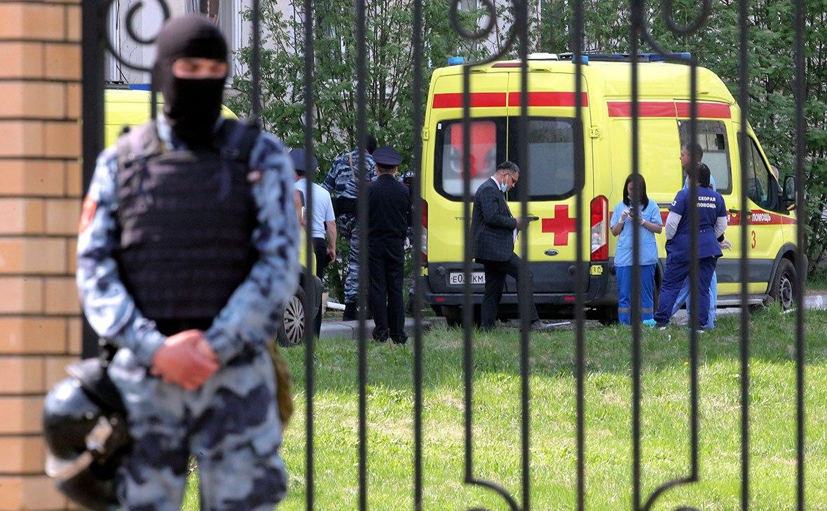После стрельбы в Казани предложили запретить анонимность в интернете