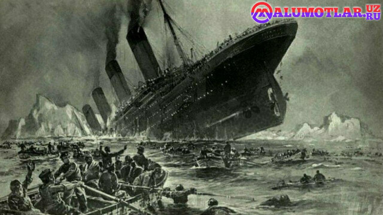 """""""Titanik"""" haqida hayratga soluvchi 25 ta fakt"""
