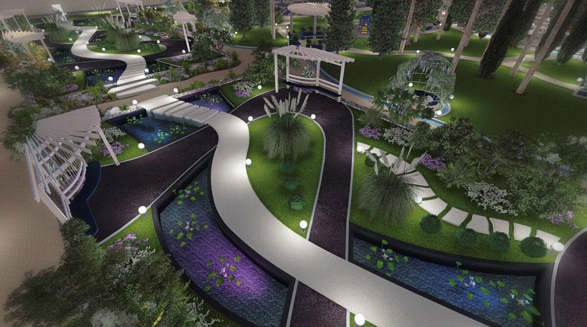 Проекты коттеджей с бассейном и гаражом фото некоторые