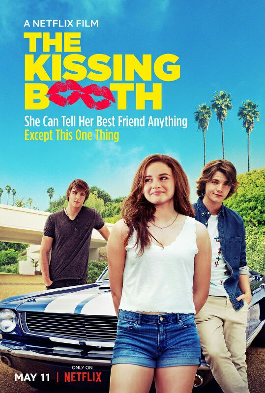 Free Download The Kissing Booth Full Movie
