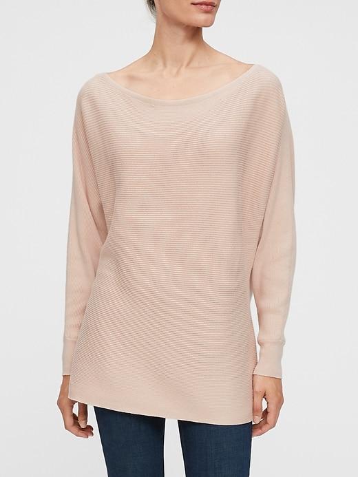 Off-Shoulder Sweater