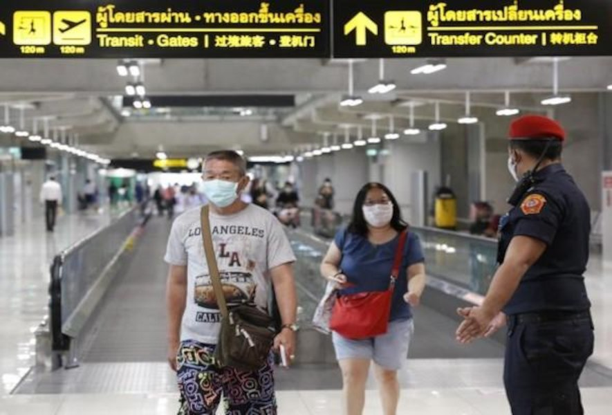 Таиланд введет туристический сбор с 2022 года