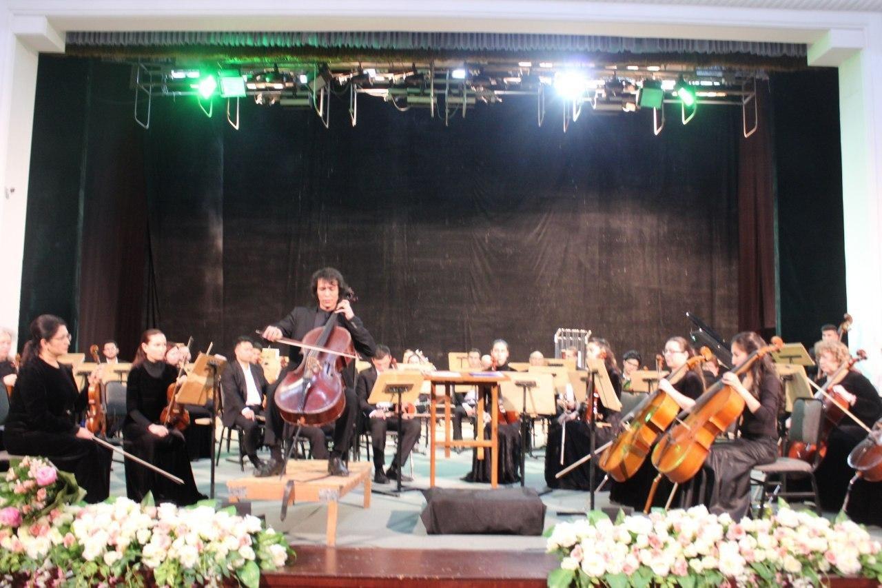Бастакор Анор Назаров хотирасига бағишланган концерт дастури