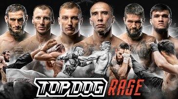 Top Dog Rage | Ahora con patadas