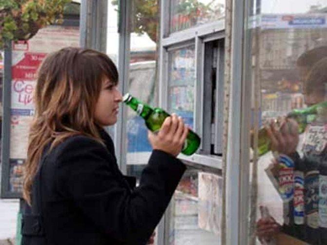 В Хабаровске судили продавшего алкоголь после 22:00