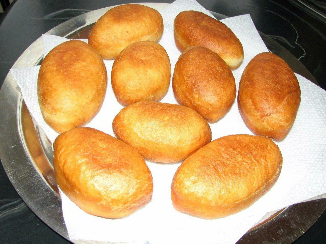 Жареные пирожки (159 рецептов с фото) - рецепты 82