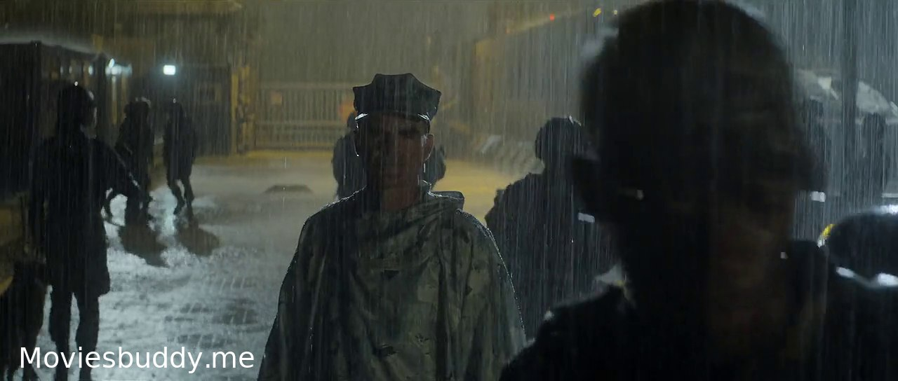 Screenshot of Outside the Wire