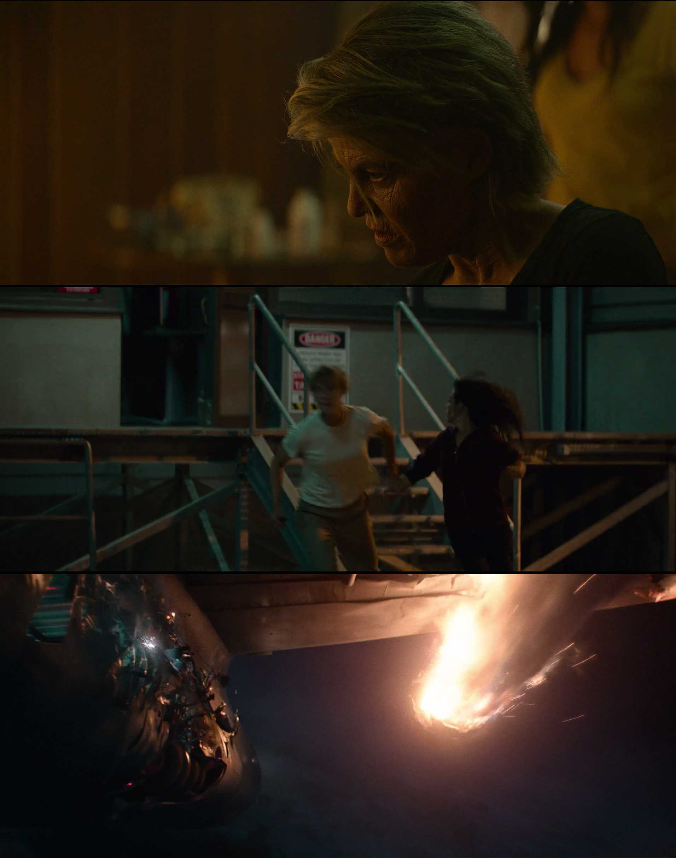 Screenshot of Terminator: Dark Fate Movie
