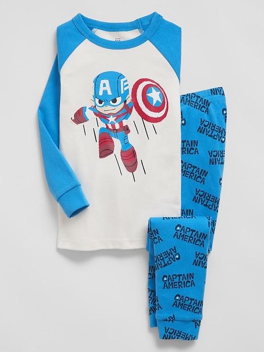 babyGap   Marvel&#153 PJ Set