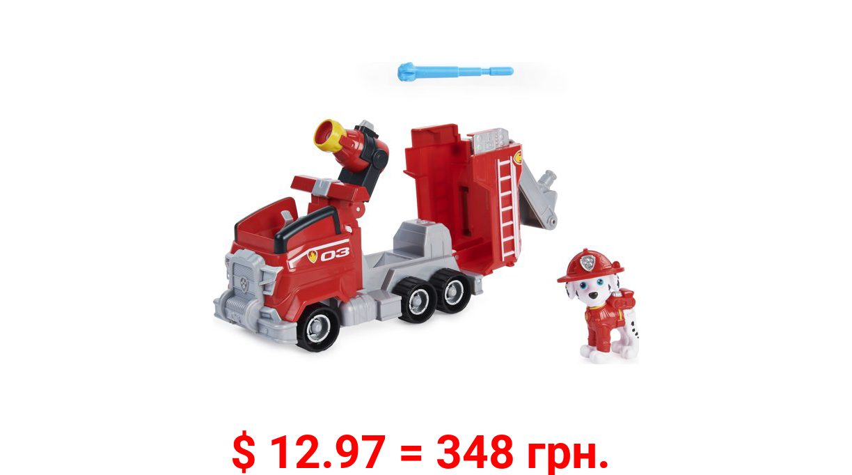 PAW Patrol, Marshall Deluxe Transforming Movie Vehicle