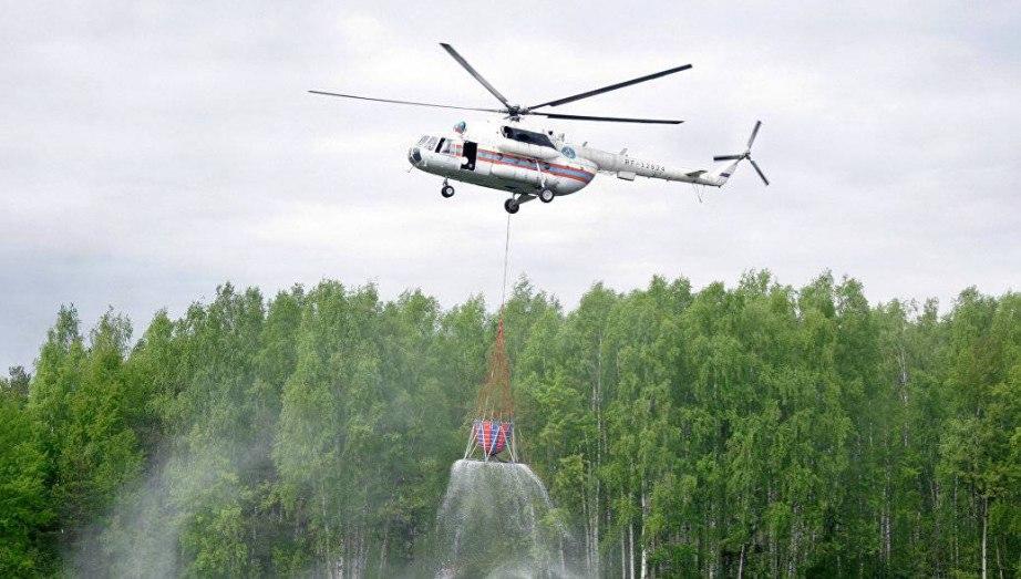Хабаровскому краю выделили свыше 158 млн рублей на охрану лесов от пожаров