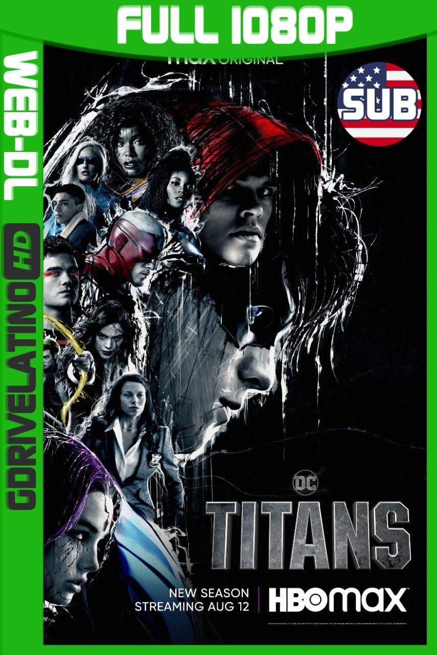 Titans (2021) Temporada 03 [09/13] HMAX WEB-DL 1080p Subtitulado
