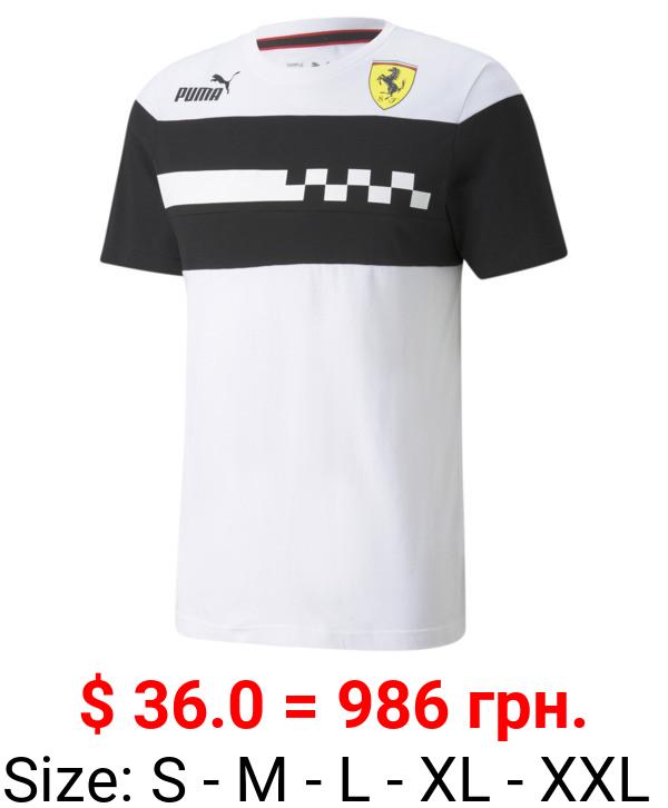 Scuderia Ferrari Race SDS Men's Tee