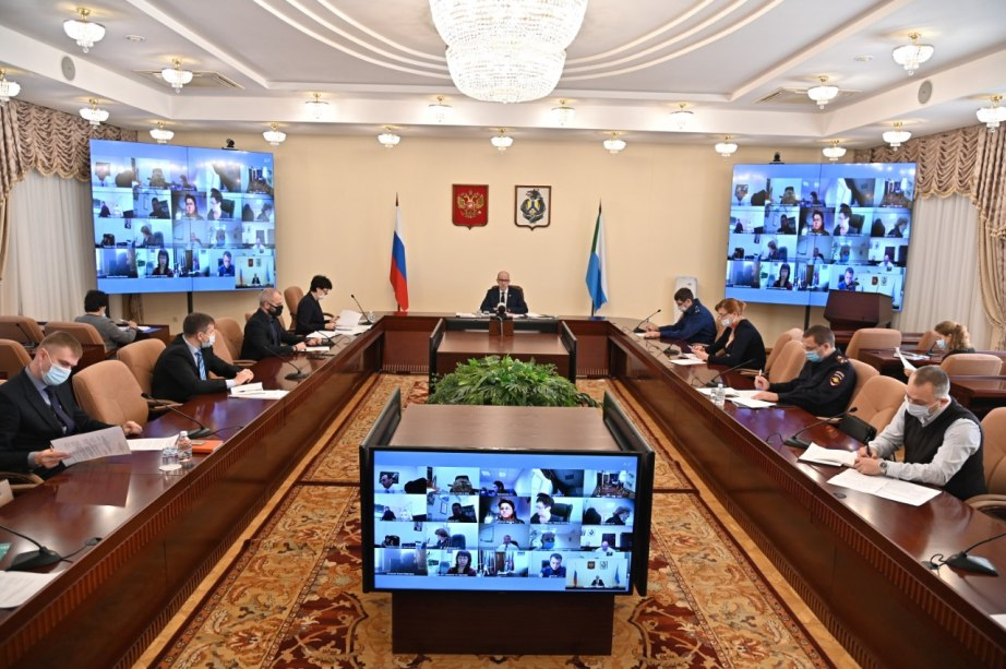 Новые ограничения по коронавирусу будут ведены в Хабаровске на этой неделе