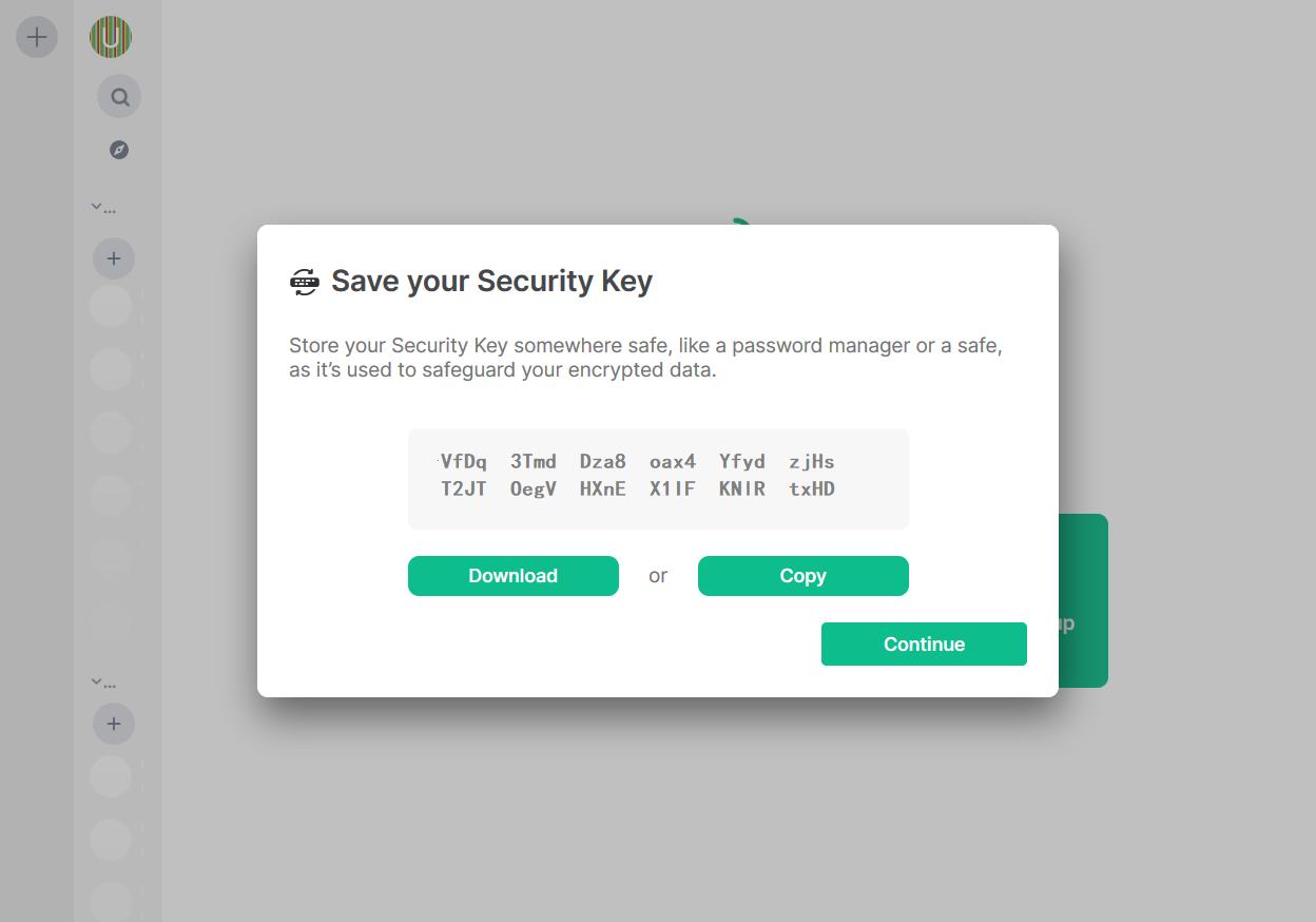 图6:恢复密钥串