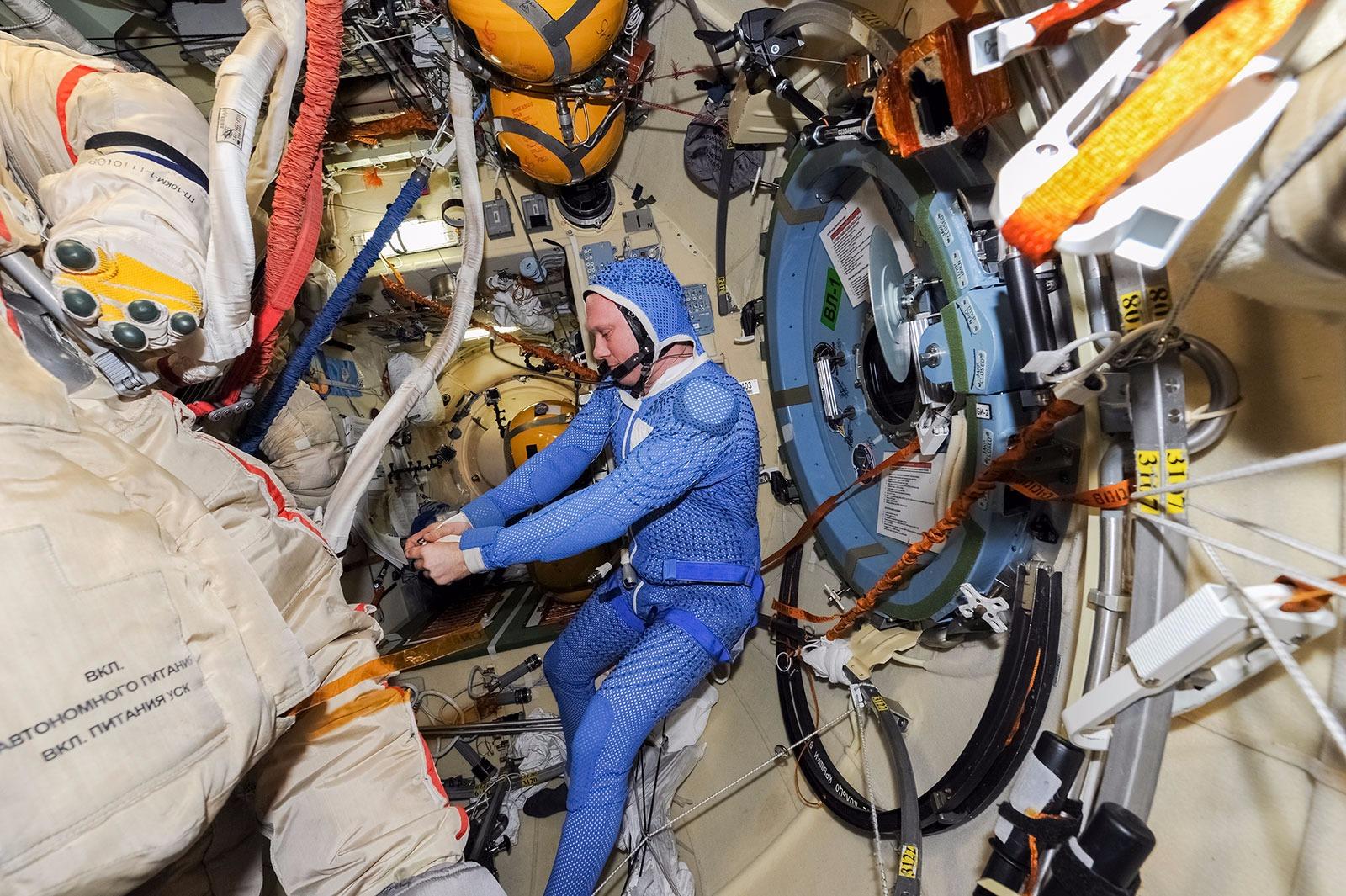 Самые лучшие часы для космонавтов мкс