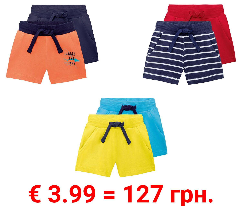 LUPILU® 2 Kleinkinder Jungen Shorts