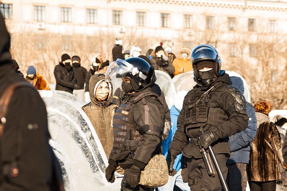 Суд назначил хабаровскому журналисту арест и штраф 150тысяч рублей