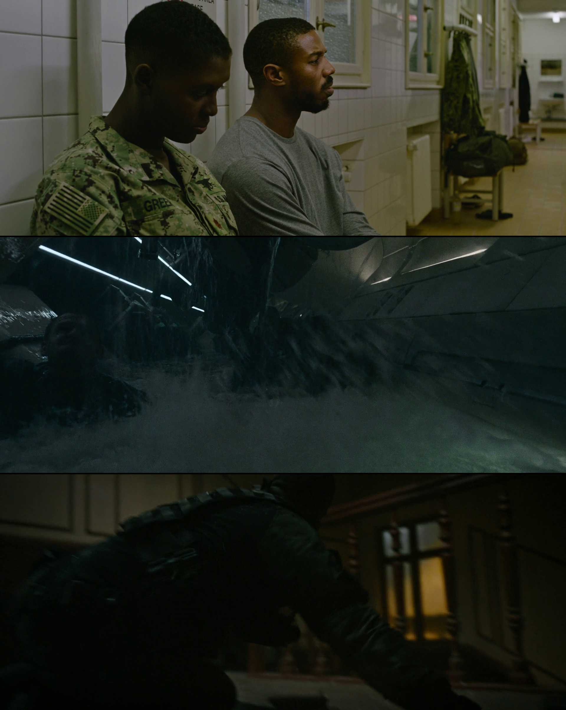 Screenshot of Tom Clancy's Without Remorse Movie