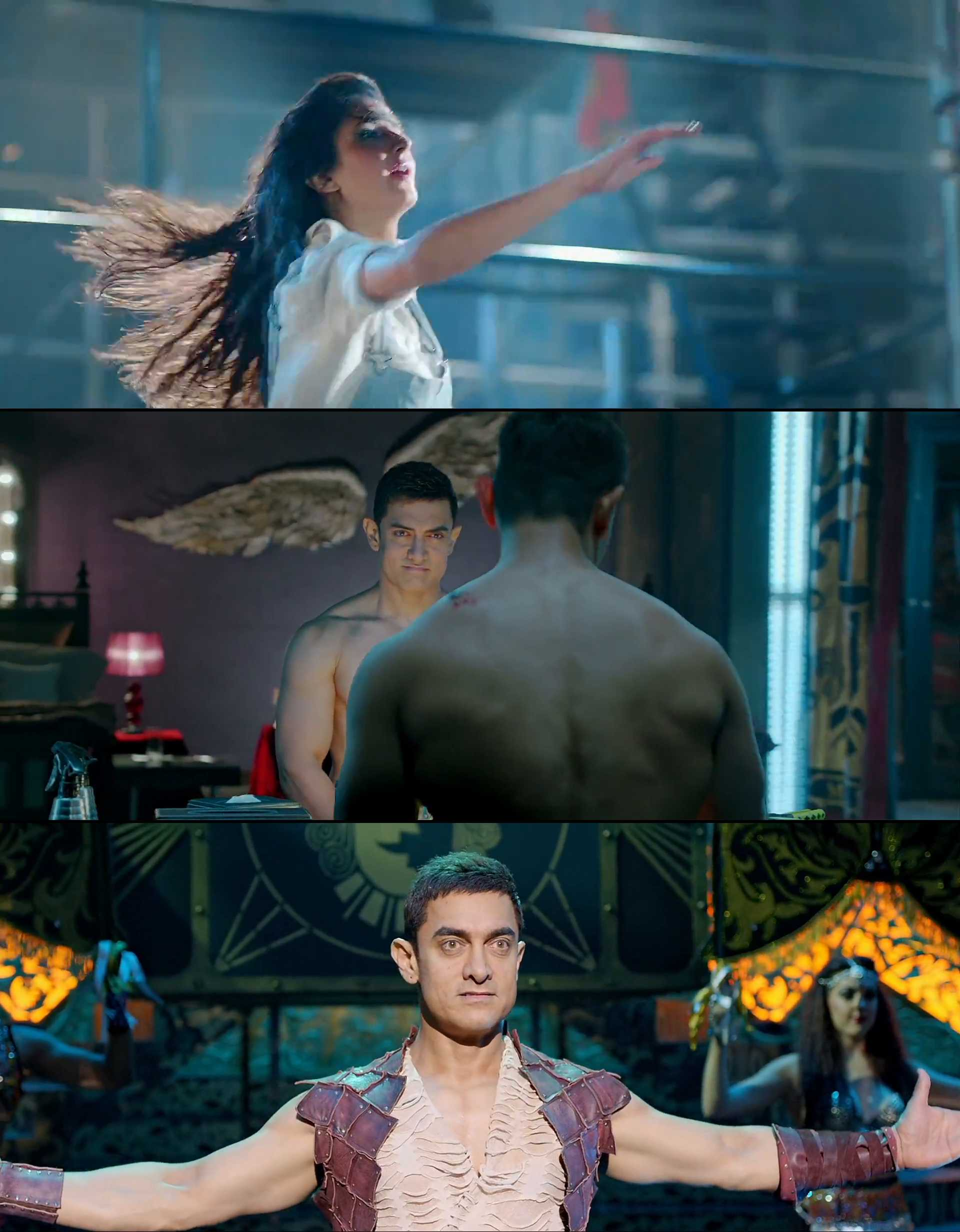 Screenshot of Dhoom 3 Movie
