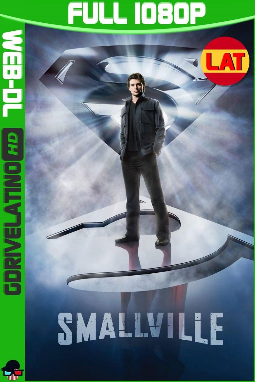 Smallville (2001) Temporada 01 al 10 HMAX WEB-DL 1080p Latino-Ingles