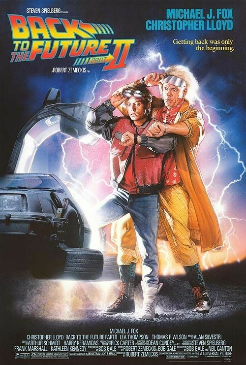 Free Download Back to the Future Part II Full Movie
