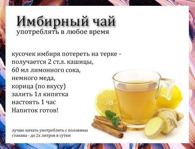 Рецепты с имбирем в домашних условиях 458