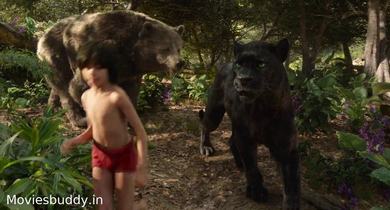Video Screenshot of The Jungle Book