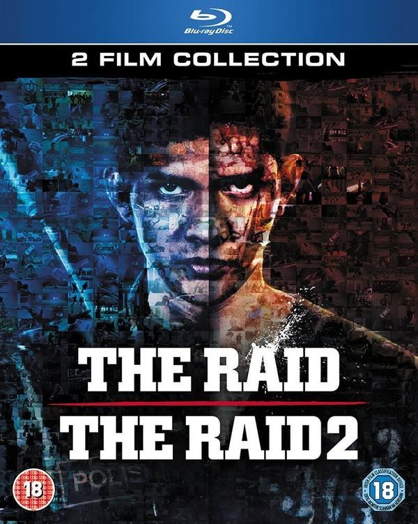 The Raid Duology (2011-2014) UNCUT Dual Audio [Hindi + English] | x264 | x265 10bit HEVC Bluray | 1080p | 720p