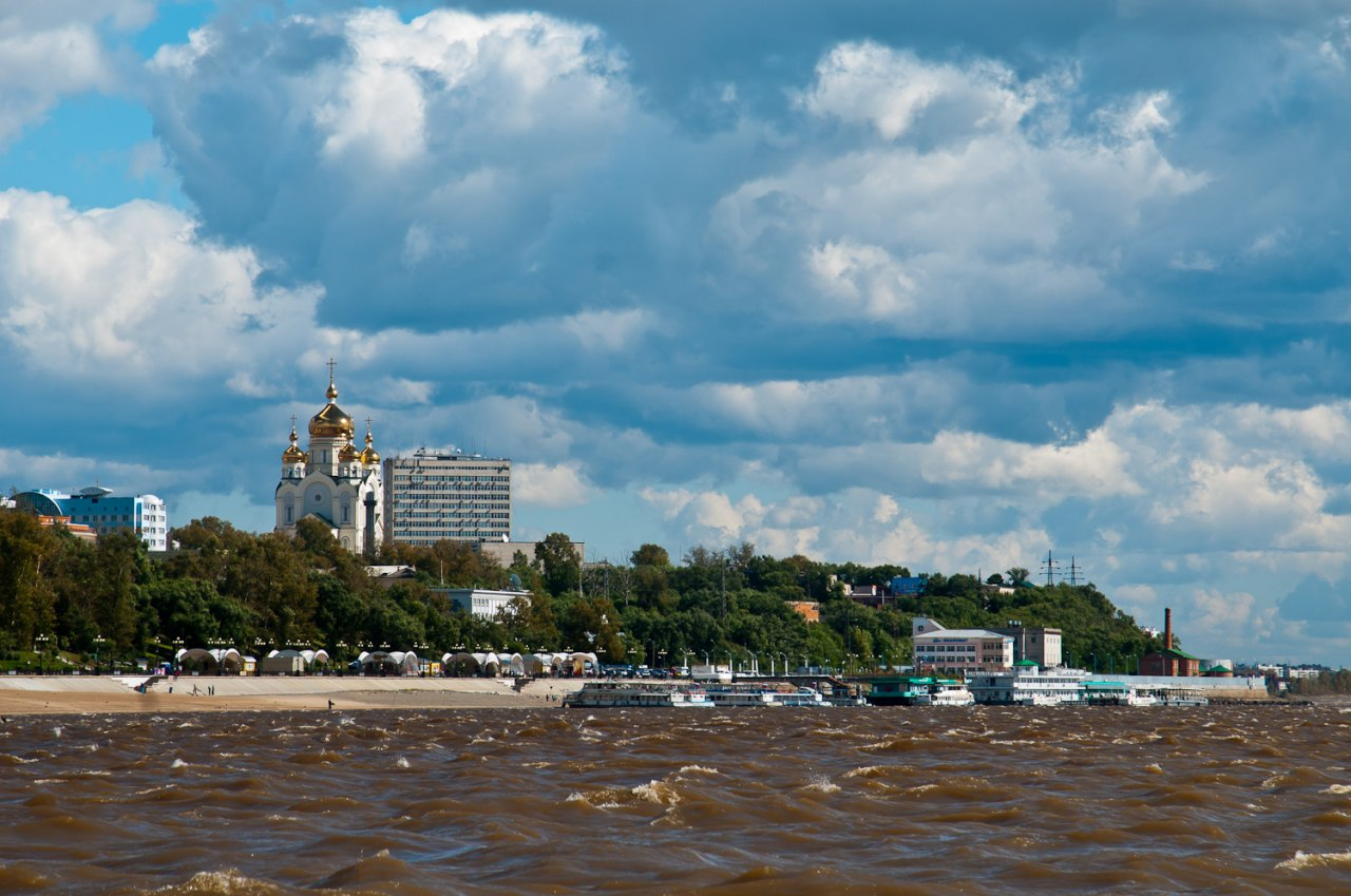 Амур — самая грязная река России