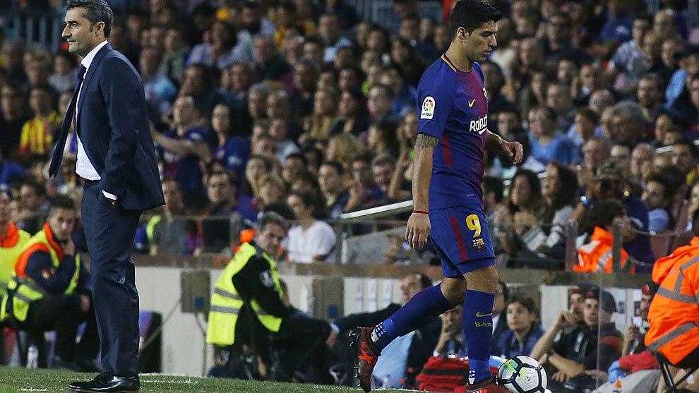 Valverde: «Suares vaziyatlardan foydalana olmasligidan xavotir olmayman»